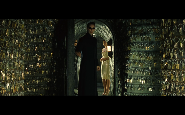 The Matrix Reloaded - 1080