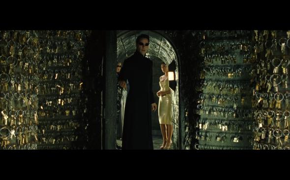 The Matrix Reloaded - 1080