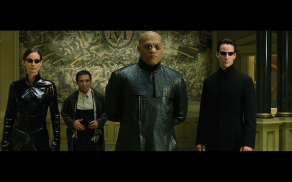 The Matrix Reloaded - 1096