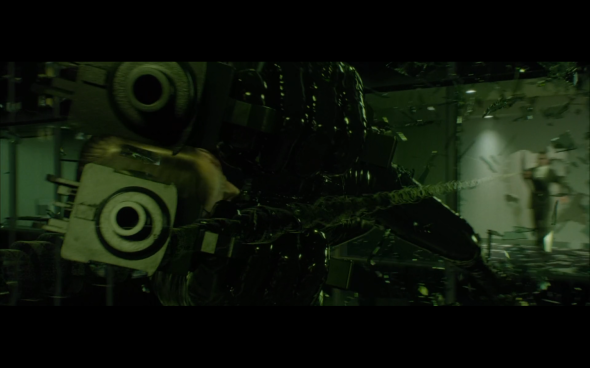 The Matrix Reloaded - 111