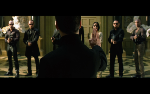 The Matrix Reloaded - 1111