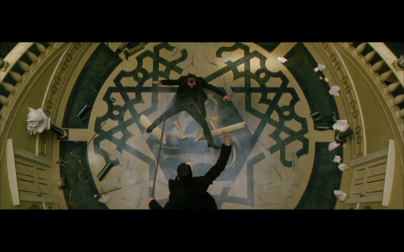 The Matrix Reloaded - 1202