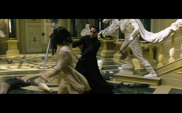 The Matrix Reloaded - 1205