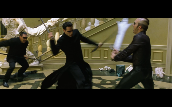 The Matrix Reloaded - 1206