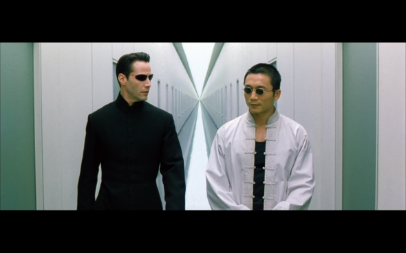 The Matrix Reloaded - 650