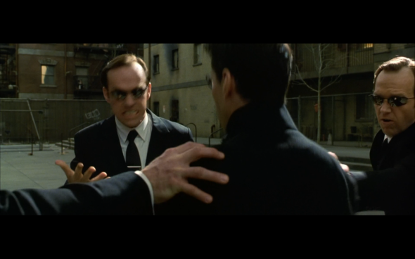 The Matrix Reloaded - 730
