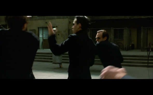 The Matrix Reloaded - 731