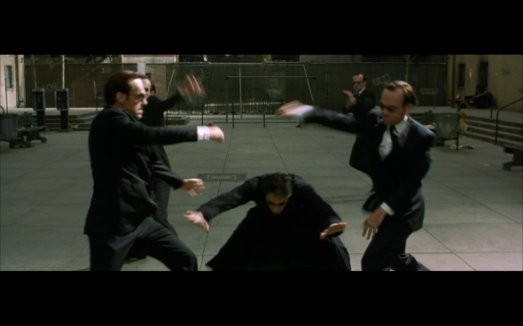 The Matrix Reloaded - 735
