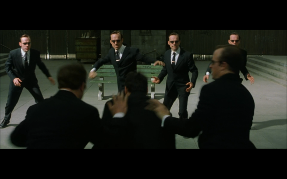 The Matrix Reloaded - 739