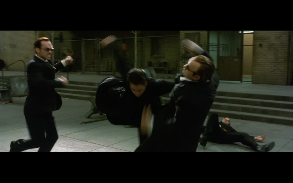 The Matrix Reloaded - 806