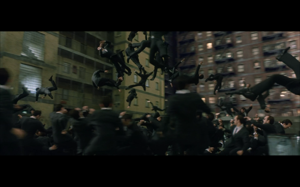 The Matrix Reloaded - 911