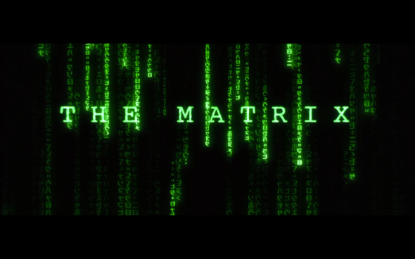 The Matrix Reloaded - Title Card 1