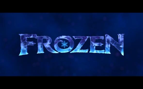 Frozen - Title Card