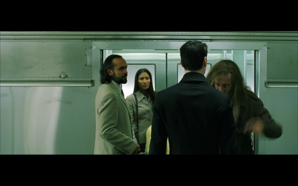 The Matrix Revolutions - 111