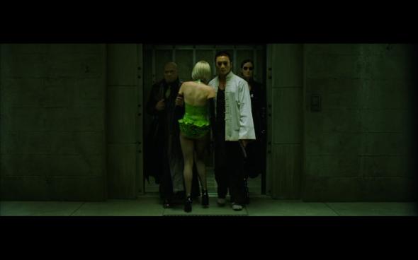 The Matrix Revolutions - 166