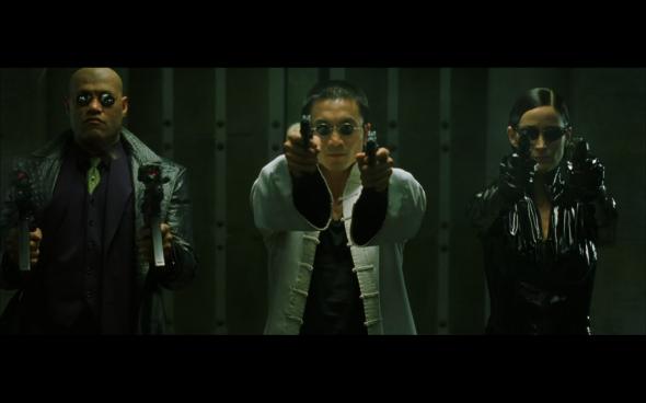 The Matrix Revolutions - 168