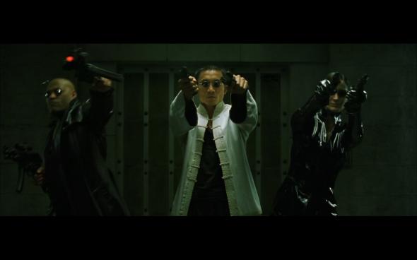 The Matrix Revolutions - 176