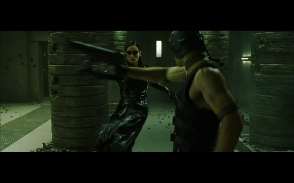 The Matrix Revolutions - 203