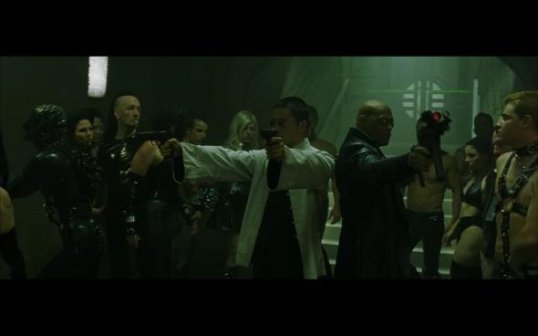 The Matrix Revolutions - 223