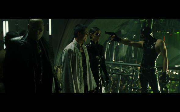 The Matrix Revolutions - 246