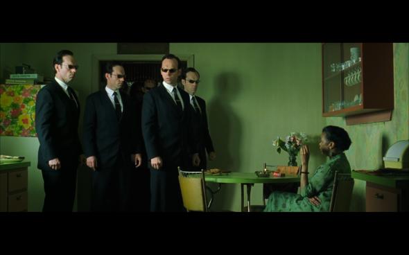 The Matrix Revolutions - 354