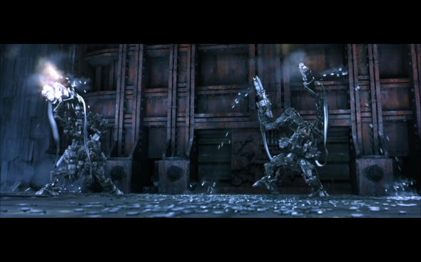 The Matrix Revolutions - 730