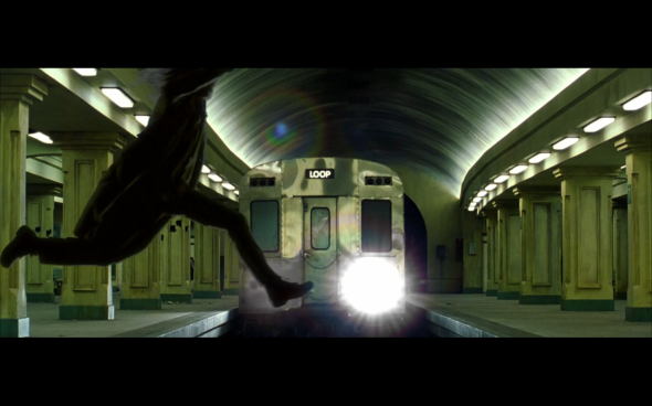 The Matrix Revolutions - 92