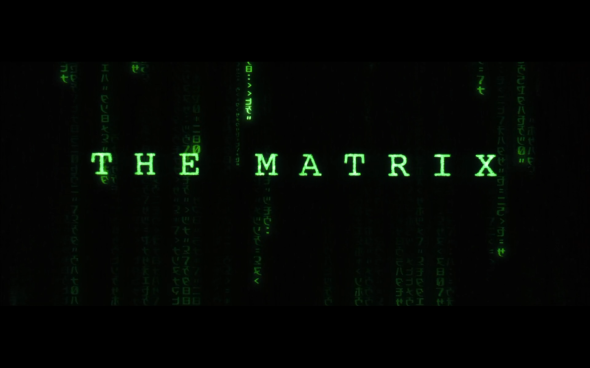The Matrix Revolutions - Title Card 1