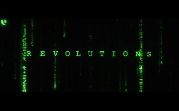 The Matrix Revolutions - Title Card 2