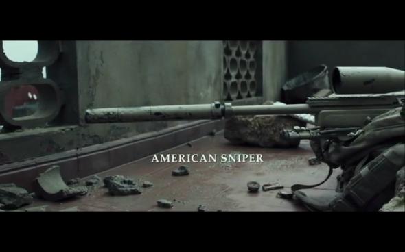American Sniper - Title Card