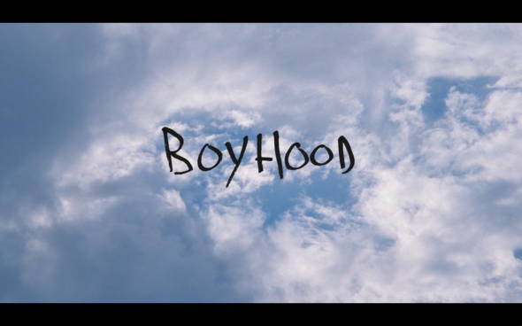 Boyhood - Title Card