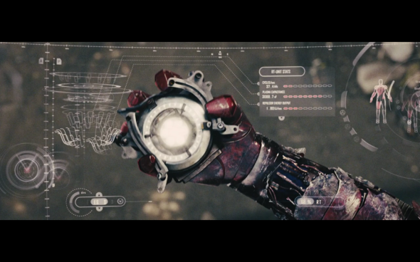 Iron Man 2 - 707