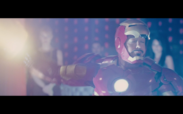 Iron Man 2 - 911