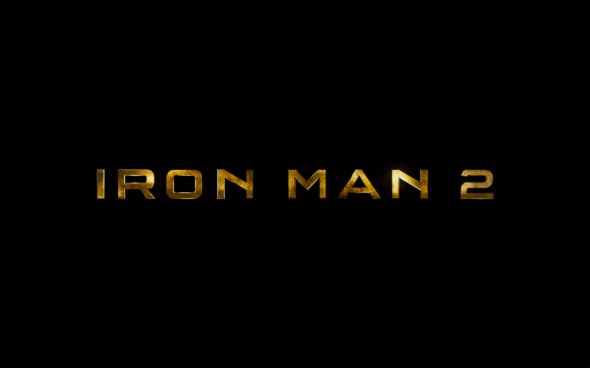 Iron Man 2 - Title Card