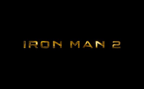 Iron Man 2 - Title Card