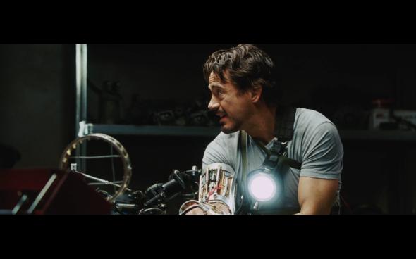 Iron Man - 808