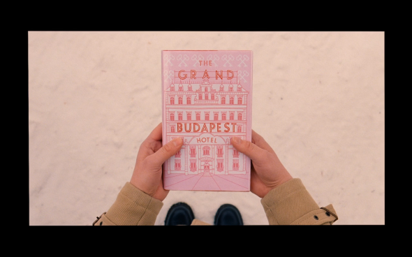 The Grand Budapest Hotel - 4