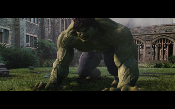 The Incredible Hulk - 833