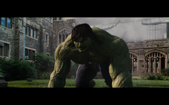 The Incredible Hulk - 834