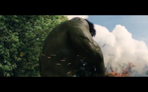 The Incredible Hulk - 845