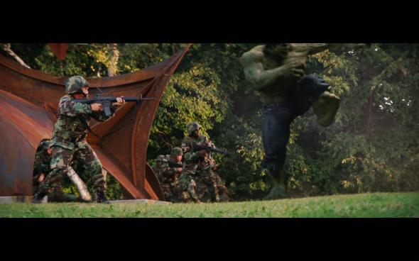 The Incredible Hulk - 865