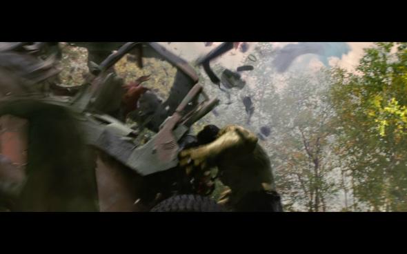 The Incredible Hulk - 876