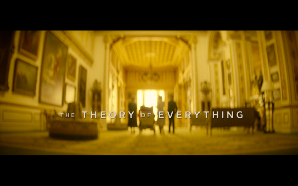 The Theory of Everything - Title Card