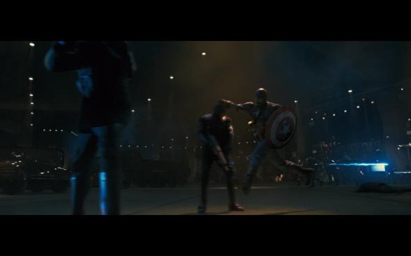 Captain America The First Avenger - 1800