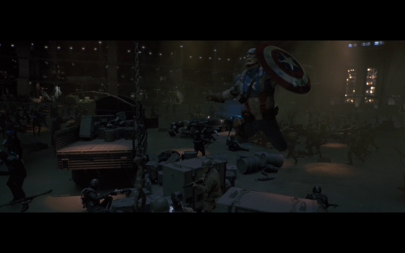 Captain America The First Avenger - 1803
