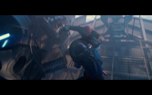 Captain America The First Avenger - 1982