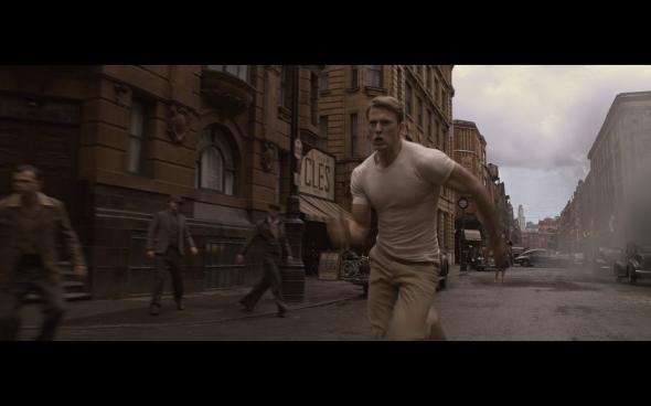 Captain America The First Avenger - 598