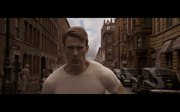 Captain America The First Avenger - 600