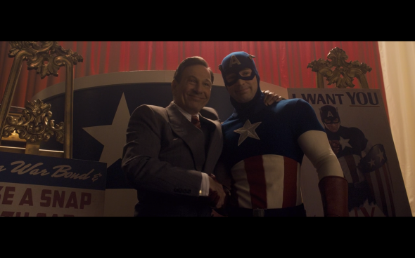 Captain America The First Avenger - 800