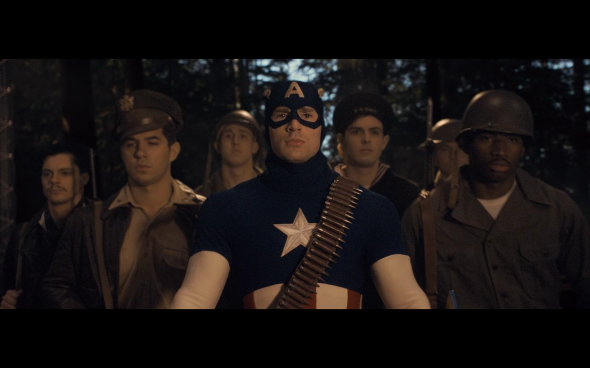 Captain America The First Avenger - 801